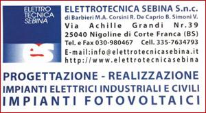 Elettrotecnica Sebina