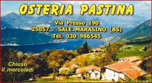 Osteria Pastina
